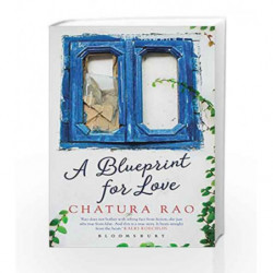 A Blueprint for Love by Chatura Rao Book-9789385436451