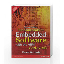 Fundamental of Embedded Software by Lewis Book-9789332549937