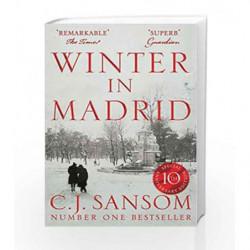 Winter in Madrid by C. J. Sansom Book-9781509822126