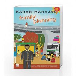 Family Planning by Karan Mahajan Book-9789352641970
