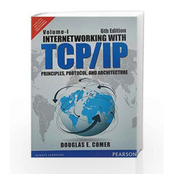 Internetworking with TCP/IP Volume one by Comer Book-9789332550100