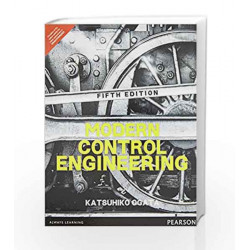 Modern Control Engineering by Ogata Book-9789332550162