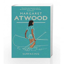Surfacing by Margaret Atwood Book-9780860680642