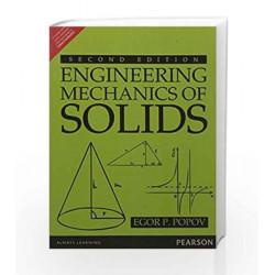 Engineering Mechanics of Solids by Popov Book-9789332550216