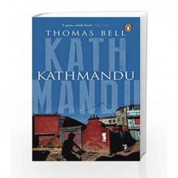Kathmandu by Thomas Bell Book-9780143428121