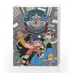 The Nerdy Dozen #2: Close Encounters of the Nerd Kind by Jeff Miller Book-9780062272669
