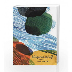 The Waves (Vintage Classics Woolf) by Woolf, Virginia Book-9781784870843
