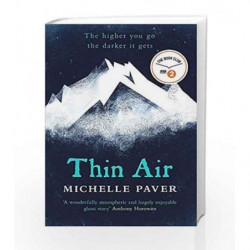 Thin Air by Michelle Paver Book-9781409163350
