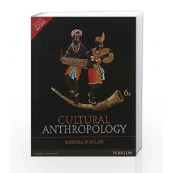 Cultural Anthoropology by Miller Book-9789332550278