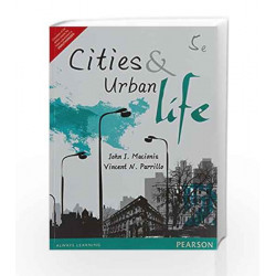 Cities and Urban Life by Macionis / Parrillo Book-9789332550308