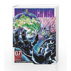 One-Punch Man - Vol. 7 by ONE Book-9781421585284