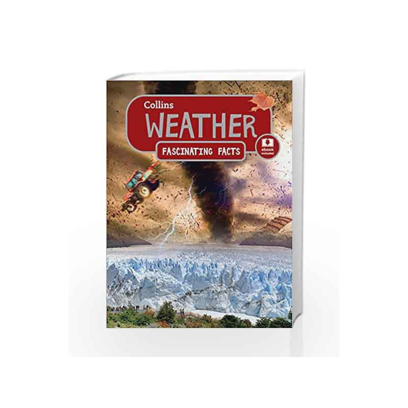Weather: Collins Fascinating Facts by HARPER COLLINS Book-9780008169213