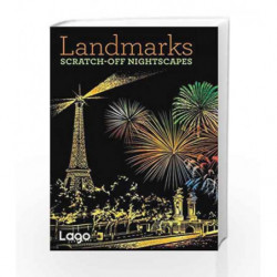 Landmarks: Scratch-Off Night Scapes by Lago Design Book-9781454710059