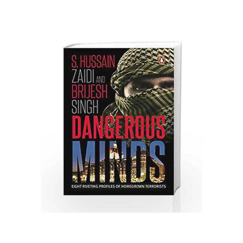Dangerous Minds by Brijesh Singh Book-9780143425960