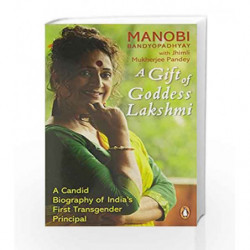 A Gift of Goddess Lakshmi by Jhimli Mukherjee Pandey Book-9780143425946