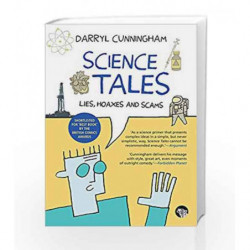 Science Tales: Lies, Hoaxes and Scams by Darryl Cunningham Book-9789386050106