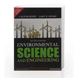 Enviromental Science and Engineering by Henry/Heinke Book-9789332551749