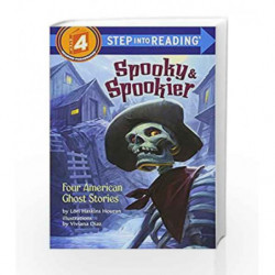 Spooky & Spookier: Four American Ghost Stories (Step into Reading) by Lori Haskins Houran Book-9780553533965