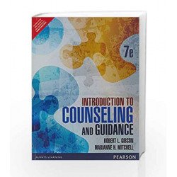 Introduction to Counselling and Guidance by Gibson/Mitchell Book-9789332551831