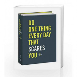 Do One Thing Every Day That Scares You by Robie Rogge Book-9780385345774