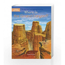 Where Is the Grand Canyon? by Jim O'Connor Book-9780448483573