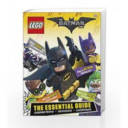 The Lego Batman Movie Essential Guide by March, Julia Book-9780241279496