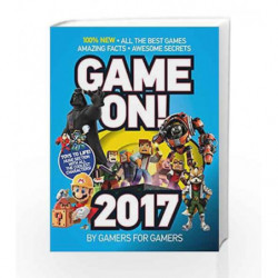Game On! 2017 by Scholastic Book-9781338032727
