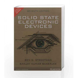 Solid State Electronic Devices by Streetman Book-9789332555082