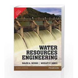 Water Resourcing Engineering by Wurbs/James Book-9789332555143
