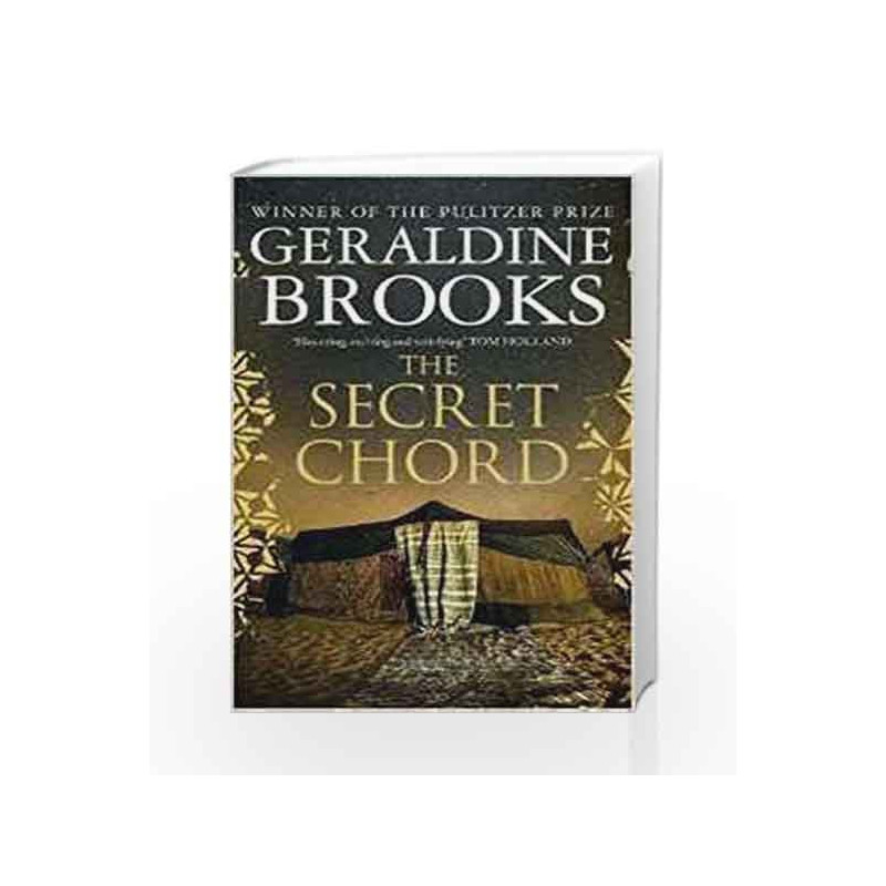 The Secret Chord by Geraldine Brooks-Buy Online The Secret Chord ...