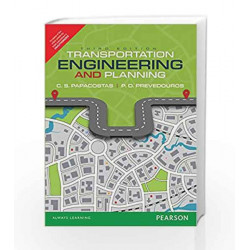 Transportation Engineering and Planning by Papacostas Book-9789332555150
