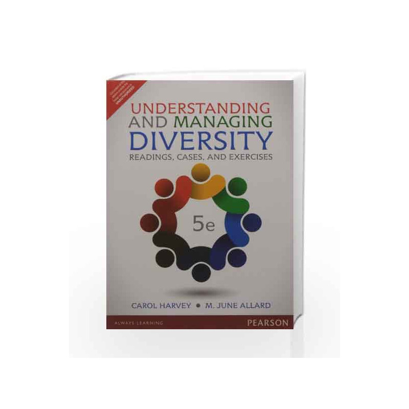 Understanding and Managing Diversity by Harvey Book-9789332555211