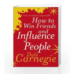 How to Win Friends and Influence People by Dale Carnegie Book-9780091906351