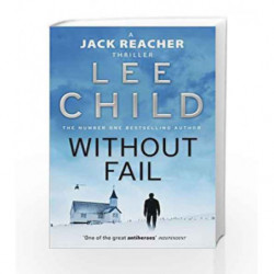 Without Fail (Jack Reacher) by Lee Child Book-9780553813432