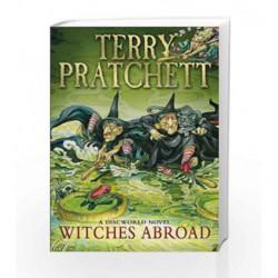 Witches Abroad: (Discworld Novel 12) (Discworld Novels) by Terry Pratchett Book-9780552134651
