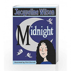 Midnight by Jacqueline Wilson Book-9780440868545