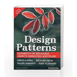 Design Patterns by  Book-9789332555402