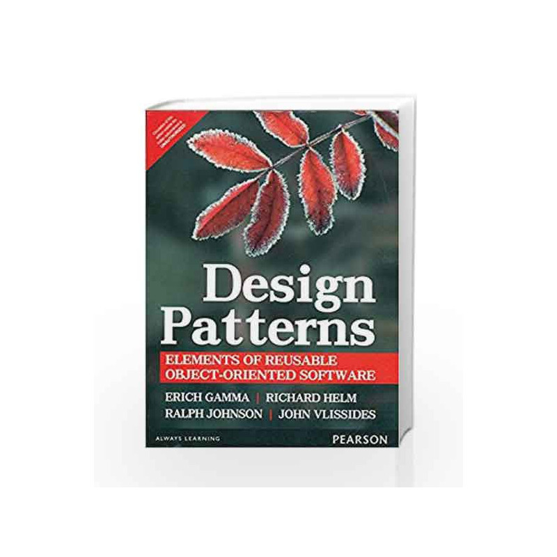 Design Patterns Book Summary: Design Patterns by -Buy Online Design Patterns Book at Best Price in India:9789332555402:Madrasshoppe.comrh:madrasshoppe.com,Design