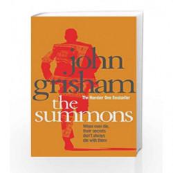 The Summons by John Grisham Book-