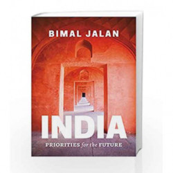 India: Priorities for the Future by Bimal Jalan Book-9780670089727