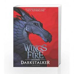Darkstalker (Wings of Fire) by TuiT. Sutherland Book-9781338053616