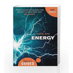 Energy: A Beginner's Guide (Beginner's Guides) by Vaclav Smil Book-9781786071330