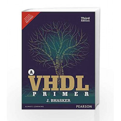 A VHDL Primer by Bhasker Book-9789332557161