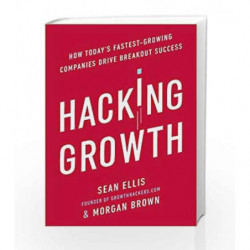 Hacking Growth by Morgan Brown Book-9780753545379