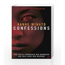 Confessions by Kanae Minato Book-9781444732450