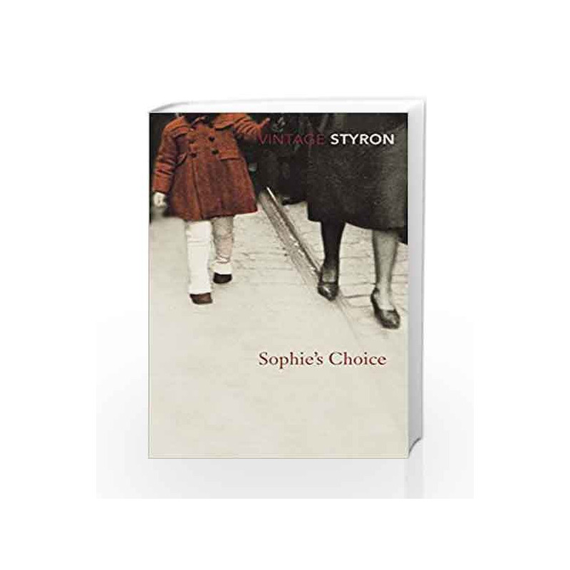 Sophie's Choice by William Styron Book-9780099470441