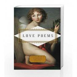 Love Poems (Everyman Pocket Poets) by Washington, Peter Book-9781857157055