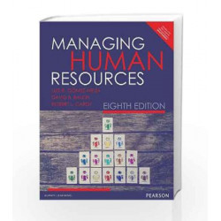 Managing Human Resource 8e by Gomez Book-9789332559509