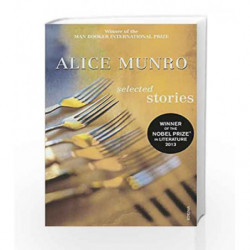 Selected Stories by Alice Munro Book-9780099732419