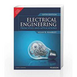 Electrical Engineering Principles & Appl by Hambley Book-9789332563308